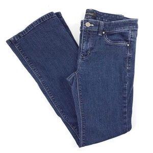White House Black Market Flared Leg Jeans